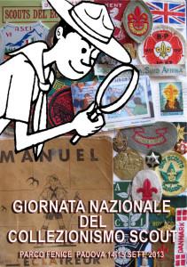 GIORNATA NAZIONALE DEL COLLEZIONISMO SCOUT